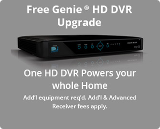 Free Genie HD DVR Upgrade