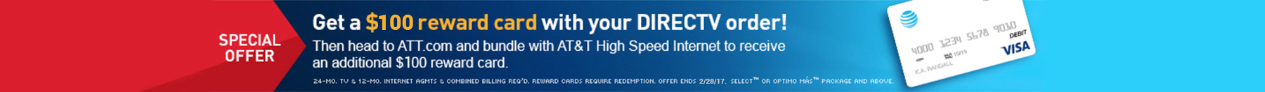 DIRECTV - Packages